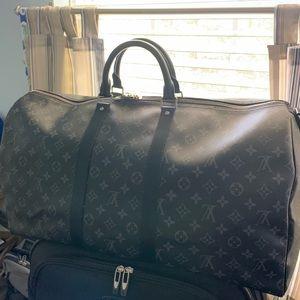 Louis Vuitton Keepall Bandouliére 55